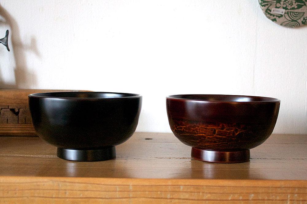 中里洋平さんの漆器 中碗